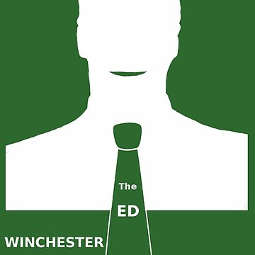The Ed Winchester Collective - white by GreenTeacup