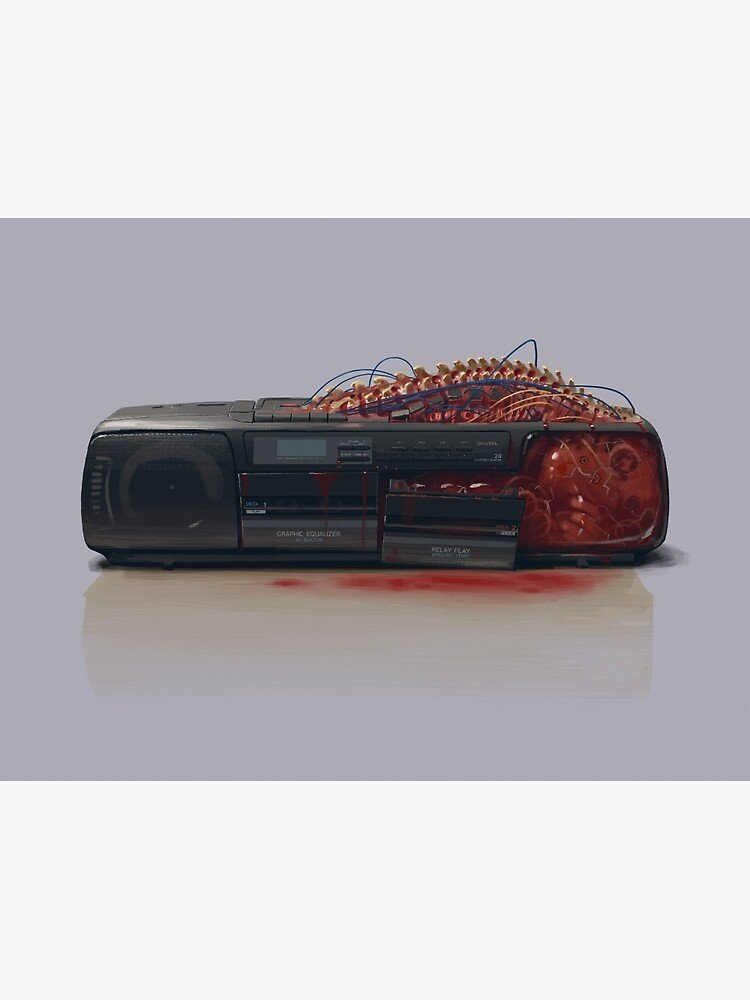 Things From The Flood - Stereo by simonstalenhag