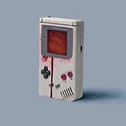 Things From The Flood - Gameboy by Simon Stålenhag