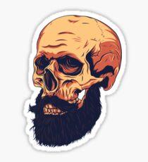Mr. Skull Sticker