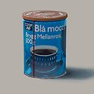 Things From The Flood - Röd Mocca by Simon Stålenhag