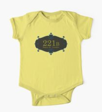 221B Baker St One Piece - Short Sleeve