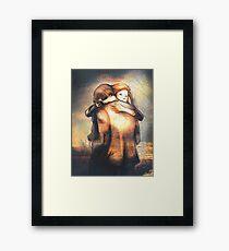 Dearest - [Doctor Who] Framed Print