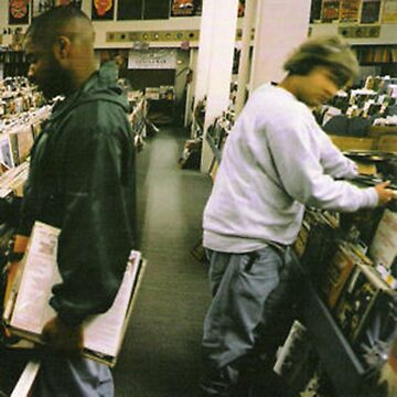 DJ Shadow Endtroducing by SenorFreshco