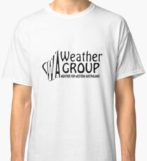 WA Weather Group T-Shirt  Classic T-Shirt