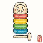 DarumaOtoshi [Special Lucky Toy Box] by Indigo East