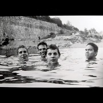 Slint Spiderland by SenorFreshco