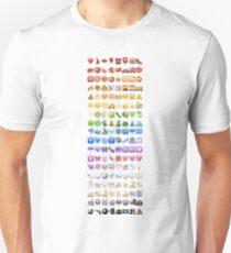 Emoji by colors T-Shirt