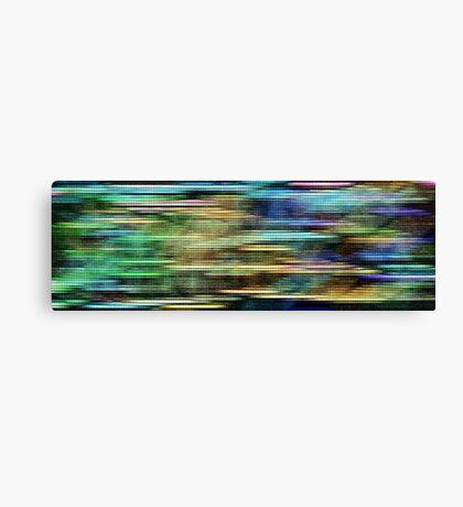Fragments #1 Canvas Print