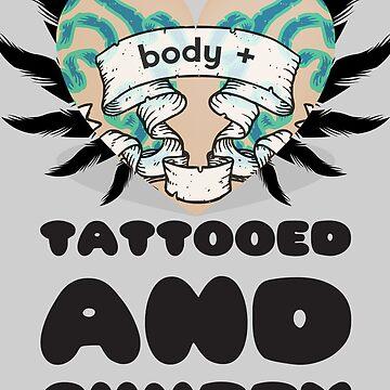Tattooed & Chubby - Body + by mistergookey