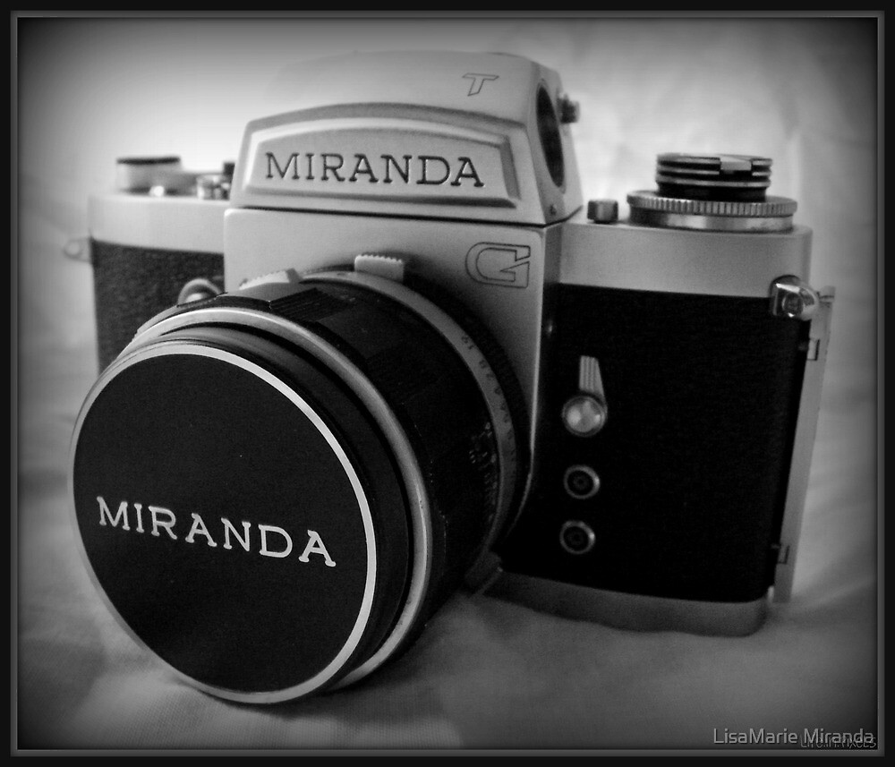 Miranda Camera by LisaMarie Miranda