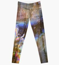Warrior Rainbow (Labradorite) Leggings