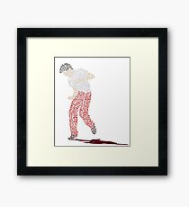 Billy Elliot Framed Print