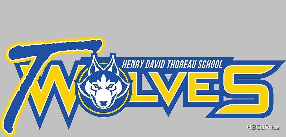 Thoreau T-Wolves by HBCUPride