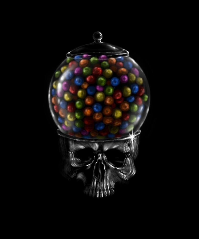 Skull Candy by flintsky