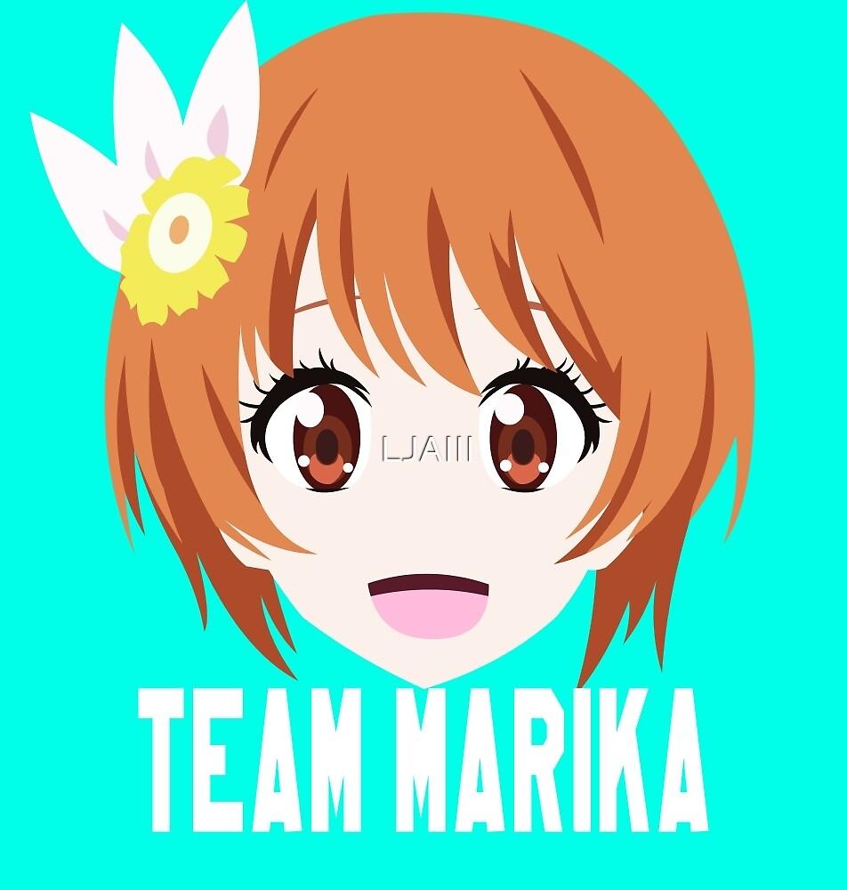 Team Marika - Nisekoi by LJAIII