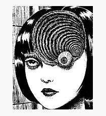 Uzumaki – Eye Photographic Print
