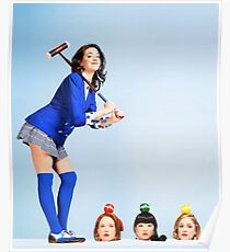 Heathers the Musical Cover Poster