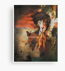 A Metallic taste in the back of the Throat Canvas Print