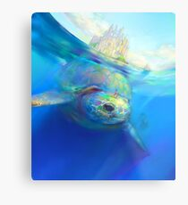 Travel in style Metal Print