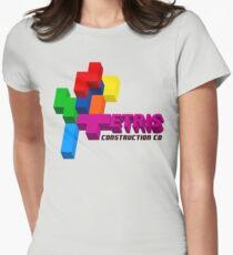 ETRIS CONSTRUCTION CO Women's Fitted T-Shirt