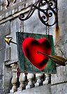 Cupid's  Arrow, The Art Of The Heart by SuddenJim