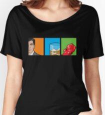 scotch & gummy bears Women's Relaxed Fit T-Shirt