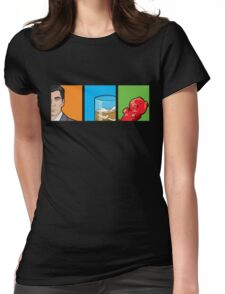 scotch & gummy bears Womens Fitted T-Shirt