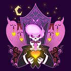 Mystery Skulls Ghost by LovelyKouga