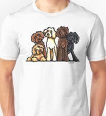 Doodle Rainbow Unisex T-Shirt
