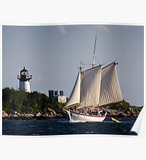 Pinky Ardelle Rounds Ten Pound Island Poster