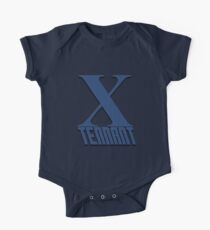 Doctor Who: X - Tennant One Piece - Short Sleeve