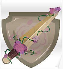 Flower Sword Poster