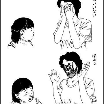 Shintaro - Peek-a-boo (Variante) de gentlemenwalrus