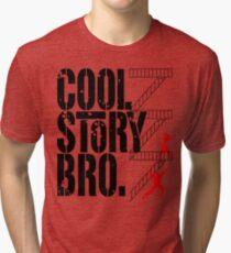 West Side Story, Bro. (Black) Tri-blend T-Shirt