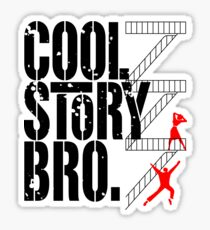 West Side Story, Bro. (Black) Sticker