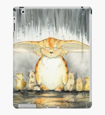 Furry Umbrella iPad Case/Skin