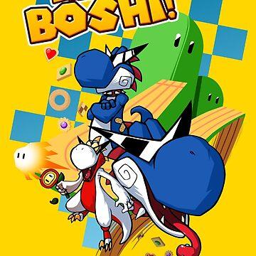 Like a Boshi by FuShark