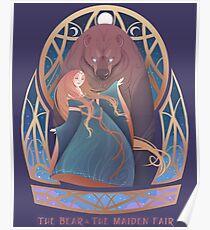 The Bear & The Maiden Fair Poster