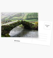 A Living Bridge Postcards