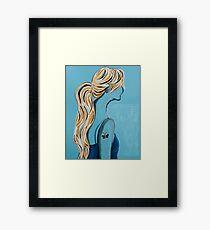 Brother's Girl  Framed Print