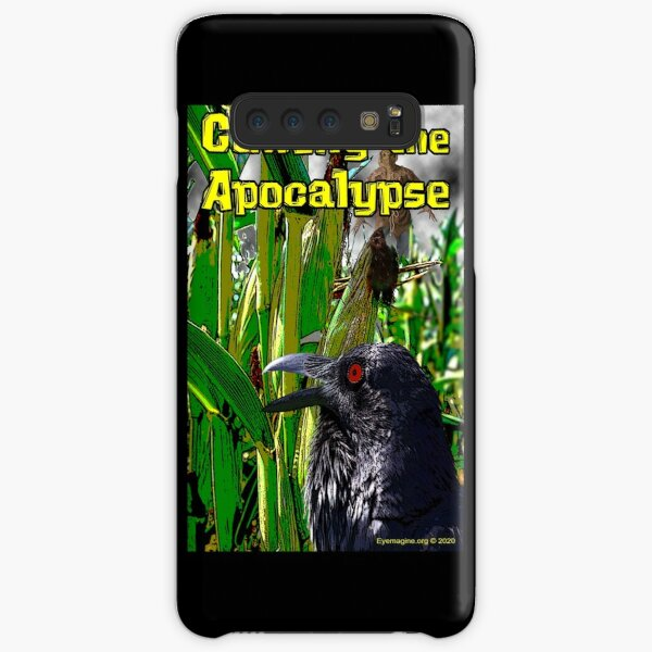 Cawing the Apocalypse Samsung Galaxy Snap Case