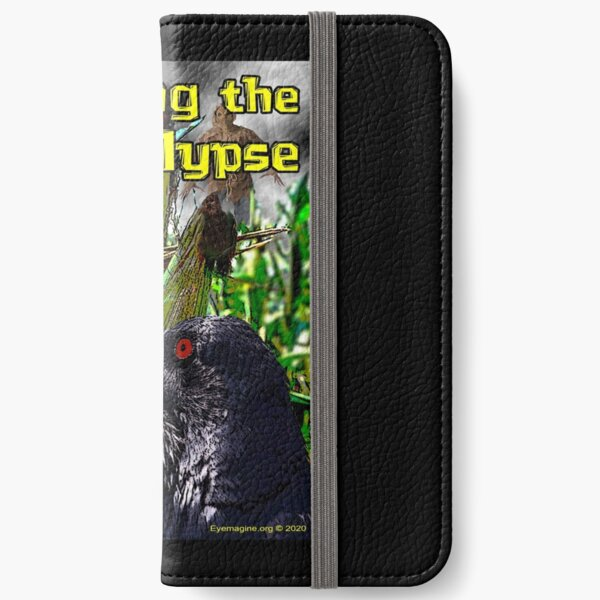 Cawing the Apocalypse iPhone Wallet