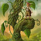 Jack and the beanstalk by Alexander Skachkov