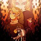 Legend of Zelda: Twilight Princess by Zelbunnii