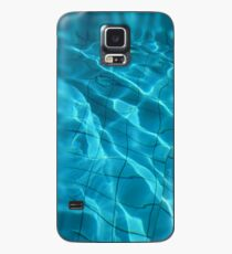 Swimming pool Case/Skin for Samsung Galaxy