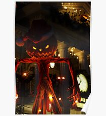 Haunted Mansion Holiday Poster