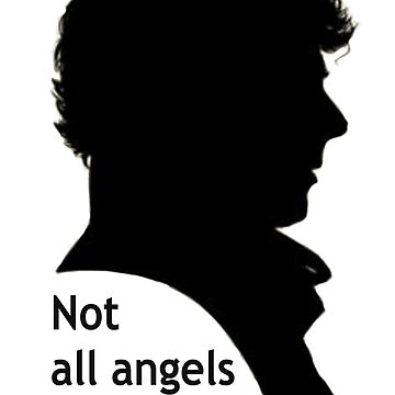 Not All Angels Have Wings - BBC Sherlock by shrrlocked