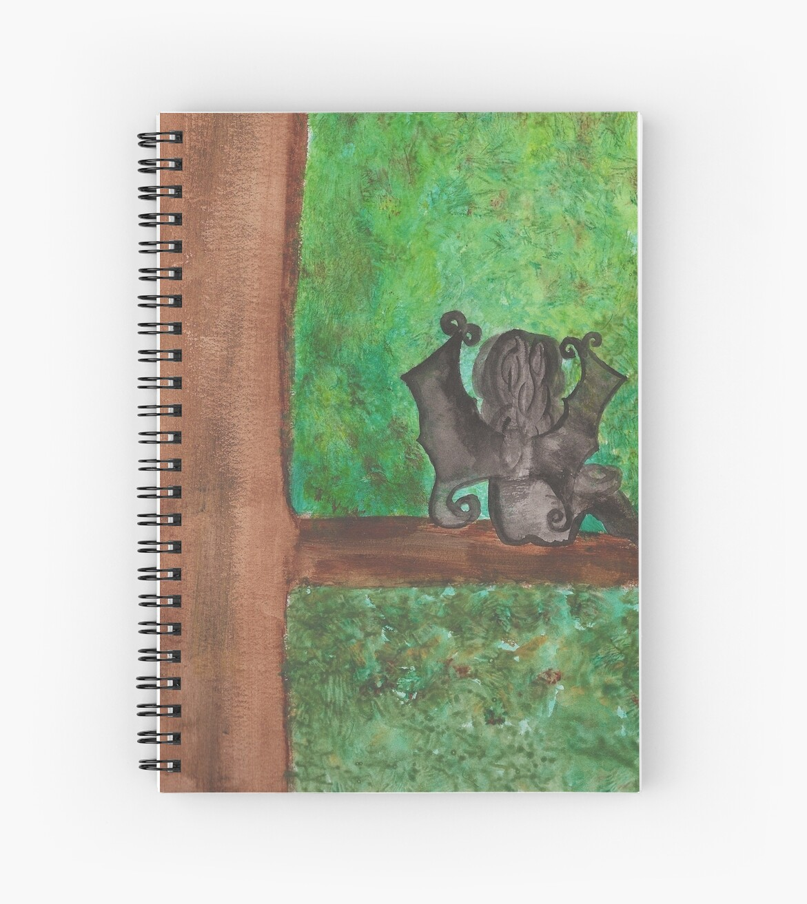 A Bat By Day by VictoriaGarden