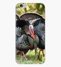 Wild Turkey Gobblers iPhone Case